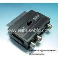 China Sell Scart to 3RCA adaptor on sale