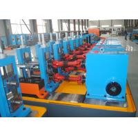 Buy cheap Professional Automatic ERW Tube Mill , Carbon Steel Welded Pipe Mill product