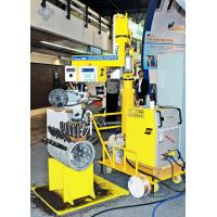 Buy cheap Automatic Fine Wire SAW Header Nozzle Welding Machine With PEH Control Box product
