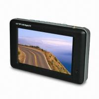 Buy cheap Portable ATSC Digital TV with Integrated Rod Antenna and Parental Control Function  product