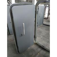 Quality Steel Material Marine Weathertight Single-leaf Quick Acting Steel Doors for sale