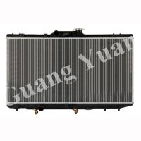 Buy cheap Aluminium 1996 1999 2001 Toyota Corolla Radiator 16400 15500 16400 15700 DPI 1408 1436 product