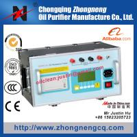 GDZRC-10A DC winding Resistance Tester / Transformer Oil Resistance Tester / Insulating Oil Tester