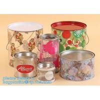 Buy cheap Packaging Empty Airtight Food sealed storage sweets cookies Dry fruit flower Pop corn tuna Clear plastic Nuts pull tab c product