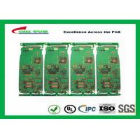 Buy cheap Quick Turn Pcb Prototypes For Mobile Phone Circuit Board 8 Layer Surface Osp With Fr4 It180 1.2mm product