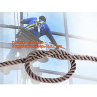 Buy cheap wall-wash nylon twisted safety rope, wall-wash nylon safety rope product