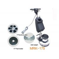 Buy cheap Single Phase Floor Cleaning Buffing Machine With Aluminium Handle product
