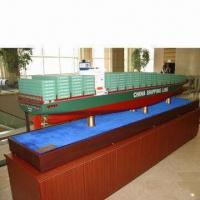Buy cheap Container Ship Model, Accept Customized Specification product