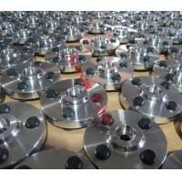 COPPER NICKEL FLANGES composite blind flange - ISO NP10 / ANSI B16.5 in carbon steel with copper nickel disc galvanized