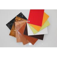 Buy cheap Various Colors Melamine Laminated MDF Board For Morden Advanced Equipment product