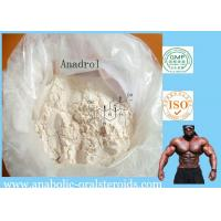 Buy cheap Anadrol / Oxymetholone Anabolic Steroid Powder CAS 434-07-1 For Lean Body Mass product