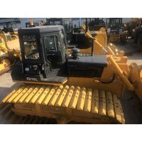 Buy cheap Used SHANTUI SD16 SD16L Swamp Bulldozer Made in China Excellent condition from wholesalers