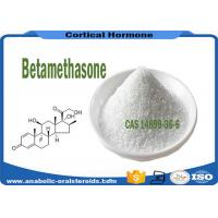Buy cheap Betamethasone CAS 378-44-9 Pharmaceutical Raw Materials Cortical Steroid Powder product