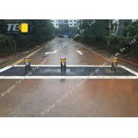 Buy cheap Automatic Hydraulic Removable Parking Posts Carbon Steel Cylinder Material product