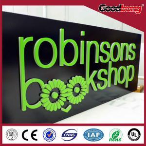 Buy cheap Acrylic thin vacuum hotsale light high quality custom strong alphabet letter product