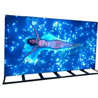 Buy cheap SMD2121 P2.5 HD Portable LED Poster Display IP40 For Indoor Shopping Advertising product