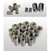 Buy cheap Threaded Rebar Coupler, Couler for Splicing Rebars in Construction Projects product
