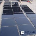 Buy cheap Hebei Black China Granite Tile product