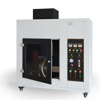 Buy cheap White GB / T8332  Flammability Test For Plastics Foam For Horizontal Flame Test product