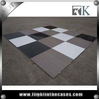 Buy cheap China portable dance floor wholesale wooden dance floor for party wedding event product