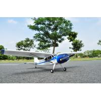 Buy cheap 2.4Ghz Battery Powered Brushless 4ch RC Airplanes Yak-12 With Steering Tail Wheel product