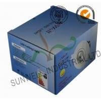 Buy cheap Electronic LED Ceiling Light Bulb Packaging Boxes , Consumer Electronics Packaging product