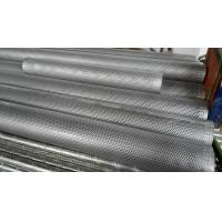 Straight Seam Center Tube Water Perforated Metal Welded Tubes Center Core Filter Filter