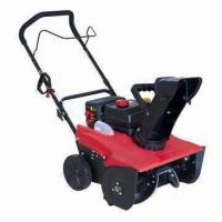 Buy cheap 6.5HP gasoline snow thrower with 196cc and electric start product
