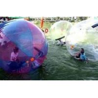 China Transparent ball for dance routines entertainers, inflatable water walking ball on sale