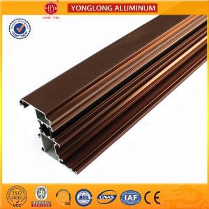Buy cheap Heat Insulating Industrial Aluminum Section Materials / Machined Aluminium Extrusion Profiles product