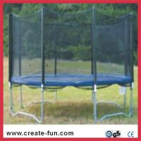 large quality trampolines