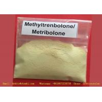 Buy cheap Methyltrienolone Anabolic Steroid Powder Yellow Color CAS: 965-93-5 for Muscle Building product