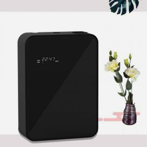 Buy cheap DC12V Plastic Wall-Mounted Scent Diffuser Machine Work With WIFI Remote Control App product