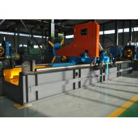 Buy cheap Carbon Steel ERW Pipe Mill / Tube Mill Line For 21 - 63mm Pipe Diameter product