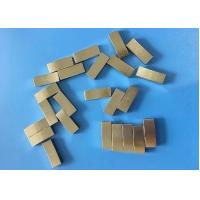 Buy cheap Samarium and Cobalt Combination SmCo Magnet Widely Used In Industry product