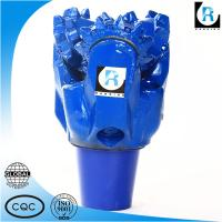 Buy cheap Hot sale 8 1/2  IADC 127 blue colour steel tooth bit/tricone steel tooth bit/rock bit product