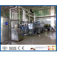 Buy cheap 2000L/H Dairy Processing Plant With Homogenizer And Pasteurizer 3000-4000 from wholesalers