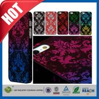Buy cheap Dustproof Shock Resistant Iphone 5 5S 5G Apple Cell Phone Cases , Mobile Phone Covers product