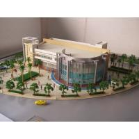 Buy cheap Architectural custom made car station house model ,3d building model making manufacturer product