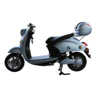 Buy cheap High Speed Certified Electric Moped Scooter 1600W DC Brushless Motor product