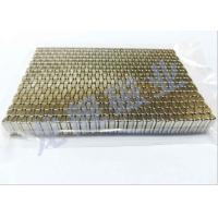 China OEM / ODM Sintered Neodymium Magnets Anti Corrosion With Various Coating on sale