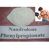 Buy cheap Nandrolone Steroid 62-90-8 Nandrolone Phenylpropionate NPP white Raw Powder for Muscle Gaining product