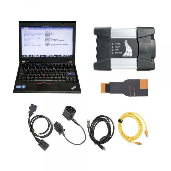 Quality Durable Auto Diagnostic Tools BMW ICOM NEXT BMW ICOM A2 A+B+C Plus Lenovo X220 I5 4GB Laptop for sale