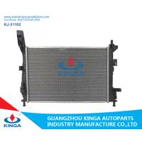 Buy cheap Tube - Fin Core Type Ford Aluminum Radiator For 2009 Ford Focus 1.4tdci / Aluminum Silver Radiatorr product