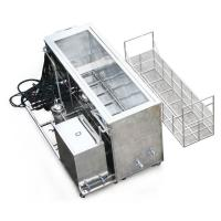 Buy cheap Hot Plate 28khz Ultrasonic Cleaning Device For Heat  Exchanger Tubes from wholesalers