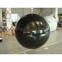 Buy cheap Attractive Inflatable Giant Advertising Balloon , Decoration Inflatable Mirror Balloons product