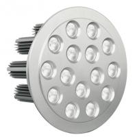China Warm white 2550lm Round 45W Led Downlight Fixtures for Jewelry Shop Lighting on sale