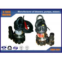 Buy cheap Stainless Steel Submersible Sewage Pump 40YU2.25 light weigt product