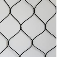 Buy cheap Knotted Stainless Steel Woven Wire Mesh Screen For Animals Protection product
