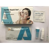 Buy cheap High Quilified Ferritin Rapid Test Cassette in Whole Blood product